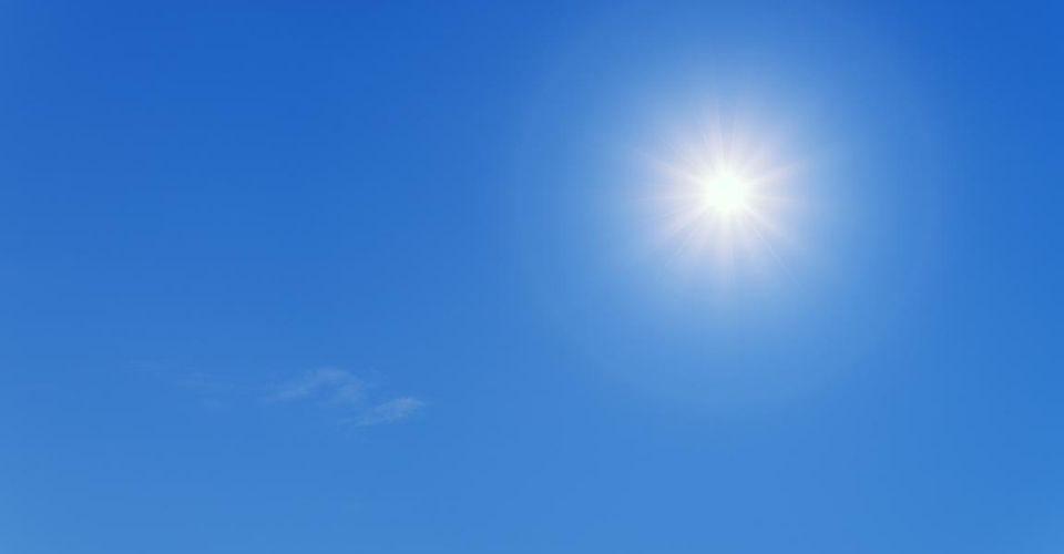 Overprikkeling door warm weer